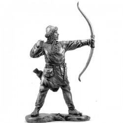 Викинг с луком. 9-10 век