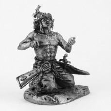 Татаро-монгольский воин. 13 век.