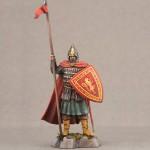 Русский воин. Конец 14 века