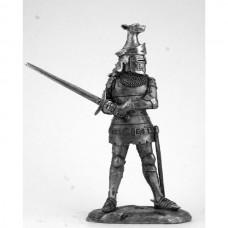 Рыцарь Sir John De Foxley. 1378 год