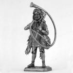 Музыкант. Династия Флавия. 96 год н.э.
