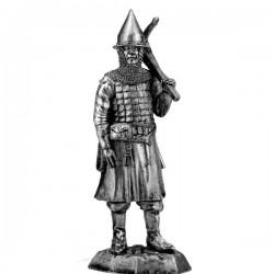 Русский горожанин. Конец 14 века