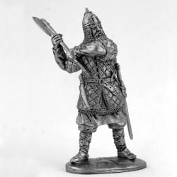 Легковооруженный русский воин ополчения. 14 век.