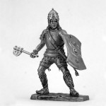 Фиванский воин. 13 век до н.э.