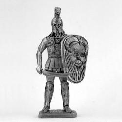 Киприотский гоплит на службе у персов. 480 год до н.э.
