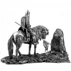 Витязь на распутье. Середина 13 века