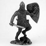 Русский воин. 13 век