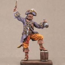Пират. 18 век
