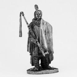 Периска-рупа (Два Ворона), предводитель хидатсов. 19 век