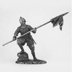 Русский воин. 12-13 век