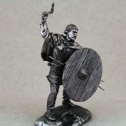 Славянский воин. VI-VIIвв