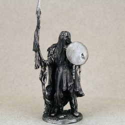 Питатапиу, воин ассинибоинов. 19 век