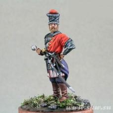"Ермак, атаман казаков, ""покоритель сибири"". 16 век"