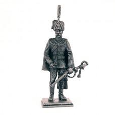 Генерал Лейб-гвардии Гусарского Его Величества полка в парадной форме. 1855 год