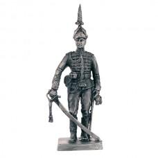 Конвоец Лейб-гвардии Болгарских монархов в парадной форме. 1890 год