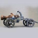 Польское орудие. Начало 16 века. 54 мм