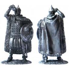 Знатный русский воин, 13 век