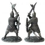 Древнерусский воин, 9-10 вв
