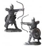 Русский лучник, 13 век