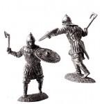 Новгородский ополченец, 13 век