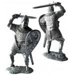 Знатный воин Владимиро-Суздальского княжества, 13 век