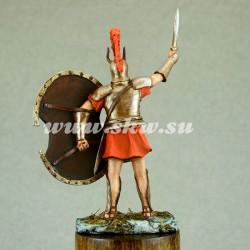 Менелай, спартанский царь.