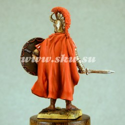 Микенский воин. 1200 год до н.э.