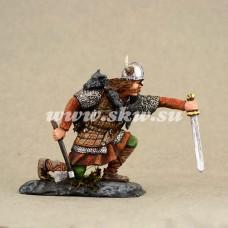 Воин эпохи викингов
