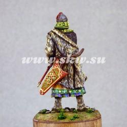 Золотоордынский воин. 14 век