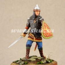 Русский воин. 14 век