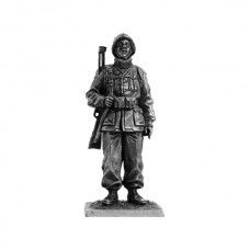 Волонтёр из дивизии «Дечима Мас». Италия, 1943-45 гг.