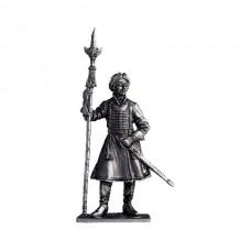 Обер-офицер Преображенского полка, 1698-1702 гг. Россия