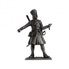 Гренадер 2-го Выборного (Бутырского) полка, 1698-1702-гг. Россия