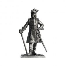 Офицер драгунских полков, 1698-1704-гг. Россия
