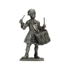 Гренадерский барабанщик лейб-гвардии Преображенского-полка, 1708-12 гг. Россия