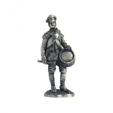Барабанщик Л. гв. Павловского полка. Россия, 1884 год