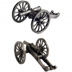 6-фунтовая пушка системы XI года. Франция, 1803-1815 гг.