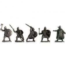 Набор Русские средневековые воины