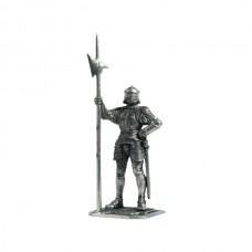 Английский алебардщик, 1513 год