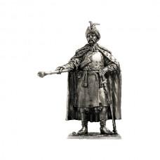 Казацкий полковник. Украина, 17 век