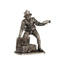 Артиллерист с ящиком. Зап. Европа, 15 век